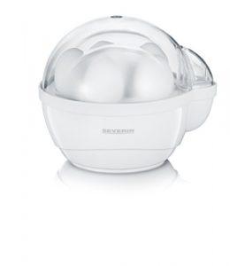 Severin EK 3050 Eierkocher, weiß / 1-6 Eier / 400 W