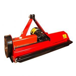 Schlegelmulcher SLM 135 für Traktoren 30-40 PS