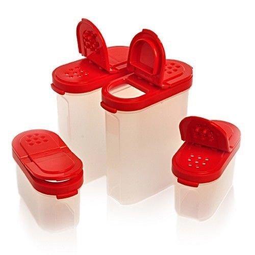TUPPERWARE Modular Spice Shaker Set von 4Shaker