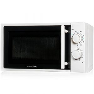 Mikrowelle mit Grill, Input 1200W, Output 700W, 900W, 20L, 9Stufen, Cecotec Grill