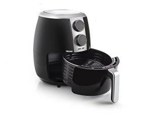 Tristar Heißluftfritteuse/ Crispy Fryer XL mit einstellbarem Thermostat und Timer | ohne Fett – einfach zu reinigen – mit 3,5 Liter Fassungsvermögen, FR-6989