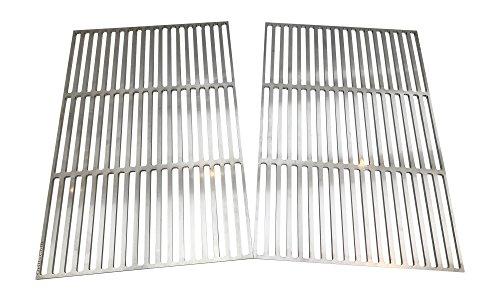 Grillrost Edelstahl V2A Ersatzrost passt für Grills WEBER SPIRIT E-310 / E-320 / S-330 + GENESIS Silver B + C