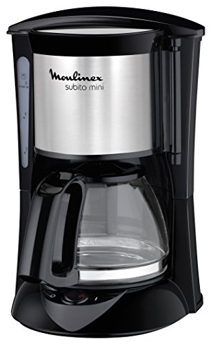 Moulinex FG150811 Kaffeemaschine Subito Mini edelstahl Matt