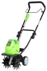 Greenworks Tools 40V Akku-Kultivator (ohne Akku und Ladegerät) – 27087