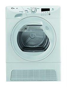 Candy GCH 981 NA2T Wärmepumpentrockner / A++ / 8 kg / Patentierter Easycase / weiß