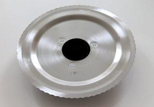 ORIGINAL Spezialmesser Messer Wellenschliff Allesschneider Bosch Siemens 658711 / 12012078