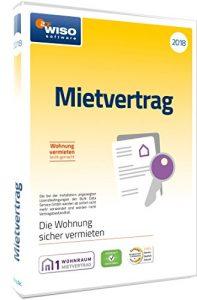 """Buhl Data WISO Mietvertrag-2018 """"Die Wohnung sicher vermieten"""""""