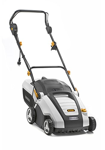 Alpina 290002150/14 SC 1.5 E Elektric Vertikutierer, 1500 W