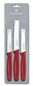 Victorinox Küchenmesser Gemüsemesser-Set, 5.1111.3