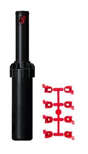 Hunter PGJ-04 – Bewässerung Sprinkler 6.0 x 6.0 x 18.0 cm, 1/2″ Schwarz
