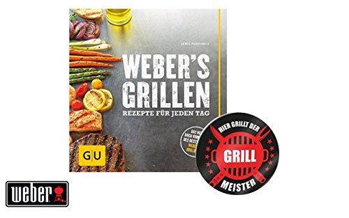 Weber Grillbuch | Weber's Grillen: Rezepte für jeden Tag +