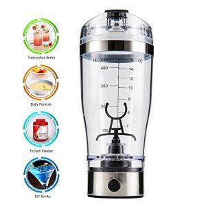 Elektrischer Eiweiß-shaker Mixer Flasche kreative USB Elektro Mixer Becher Flasche Blender für Säfte Cocktails Kaffee Tee Rühren Protein Shaker Mixer Cup