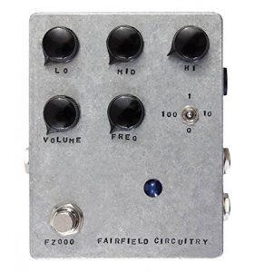 Fairfield CIRCUITRY Backofen eyes- Fuzz Gitarre