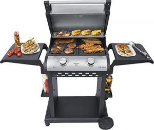 BBQ-Grillcenter zwei individuell regelbaren Heizsystemen VG500+ Premium Grillcenter