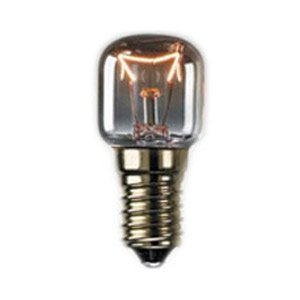 Crompton 15W SES Gap 240V klar 300°C Pygmy Ofen Lampe