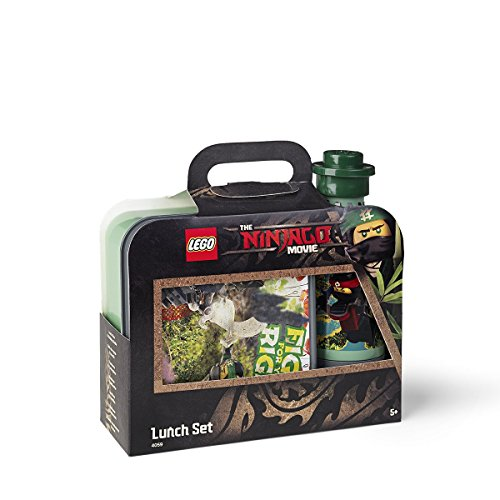 LEGO Ninjago Lunch Set, Sand Green