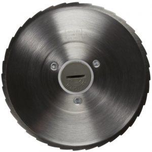 Graef 1581008 Edelstahlmesser gezahnt, passend für Economic E130, E132, E134, E136, E142, E158
