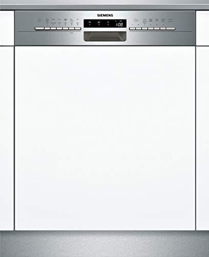 Siemens SN536S01CE iQ300 Geschirrspüler teilintegriert / A+++ / AquaStop / varioSpeed / infoLight/ vario Korb / edelstahl
