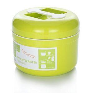 My.Yo Joghurtbereiter ohne Strom, in Limette