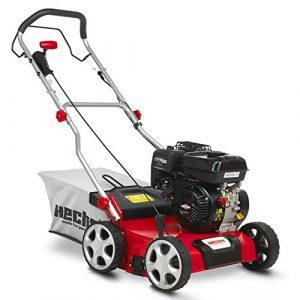 HECHT Benzin-Vertikutierer 5676 Rasen-Lüfter Briggs & Stratton Motorvertikutierer , 3,3 kW (4,5 PS), 40 cm Arbeitsbreite