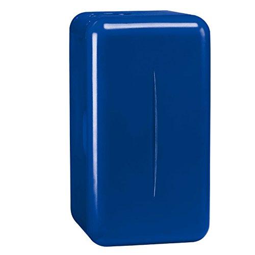 Mobicool F16, thermo-elektrischer Mini-Kühlschrank, 15 Liter, 230 V, für Catering, Büro, Hotel oder zu Hause, Blau