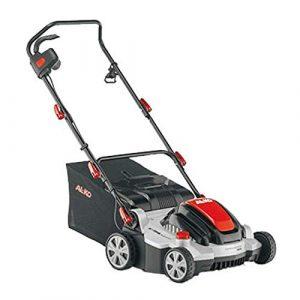 AL-KO Elektro-Vertikutierer Combi Care 36.8 E Comfort (1400 W Leistung, 36 cm Arbeitsbreite, geeignet bis 800 m², Vertikutierwalze mit 12 Messer, 4 Räder für mehr Stabilität)