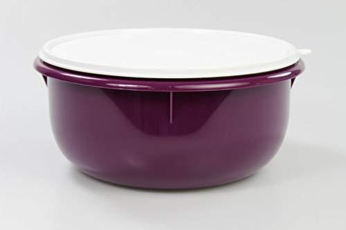 TUPPERWARE PENG violet Rührschüssel 3,0 L Hefeteig B11 Schüssel Germteig Teig 31372