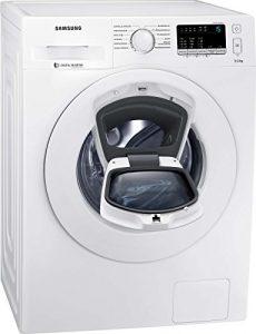Samsung WW90K4420YW / EG AddWash Waschmaschine Frontlader/ A+++ / 1400UpM / 9 kg / AddWash / Eco-Funktion / SmartCheck [Energieklasse A+++]