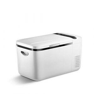 Tyld 22-Liter-Autokühlschrank, geeignet für Frischfleisch, Getränke, Obstkonservierung, Gefrieren, Kühltemperatur bis -22 ° C