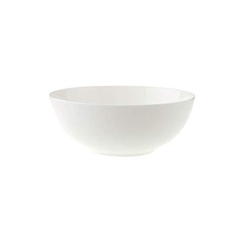Villeroy & Boch Royal Schüssel, Premium Bone Porzellan, Weiß