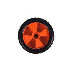 ATIKA Ersatzteil – Rad Ersatzrad 180 mm für Vertikutierer VT 40 Z *NEU*
