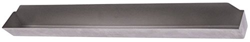 Bartscher Fettauffangschale für Kontaktgrill A150674 Breite 37mm Höhe 29mm Länge 357mm