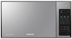 Samsung ME83X ME83 X Mikrowelle, Keramik, 23 liters, schwarz