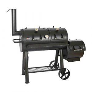 Mayer Barbecue RAUCHA 20″ Longhorn Smoker MS-600 Master