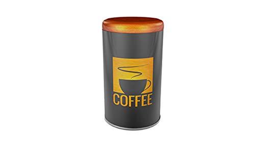 Kaffee Kaffeedose Rund Für 500 g Lebensmittel CU