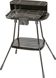 Tepro 2200W Elektro Steh Grill Albertville BBQ Garten Terrasse Balkon Outdoor4008