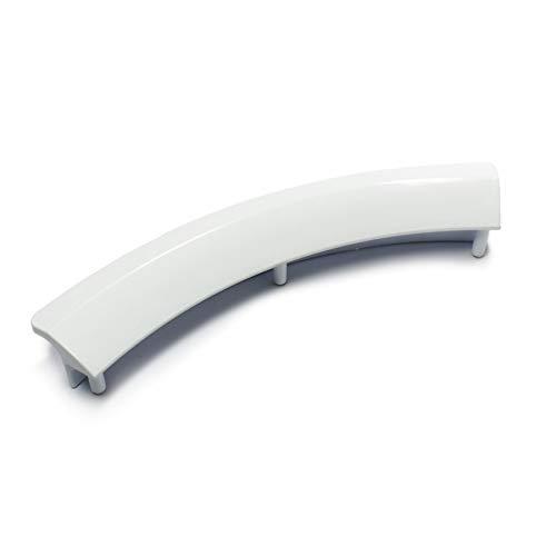 Türgriff für Trockner weiß passend für Bosch Siemens 00497522 497522